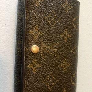 Louis Vuitton Monogram Wallet Preloved